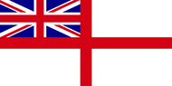 "Naval Ensign ""White Ensign"""