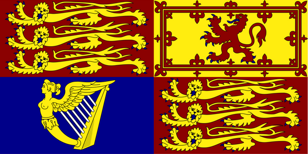 Royal Standard of HM The Queen