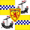 Standard of HRH The Duke of Rothesay for use in Scotland