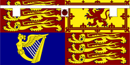 Standard of HRH Prince William of Wales
