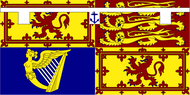 Standard of HRH The Duke of York in Scotland