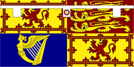 Standard of HRH The Earl of Wessex in Scotland