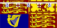 Standard of HRH The Duke of Kent