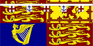 Standard of HRH Prince Michael of Kent