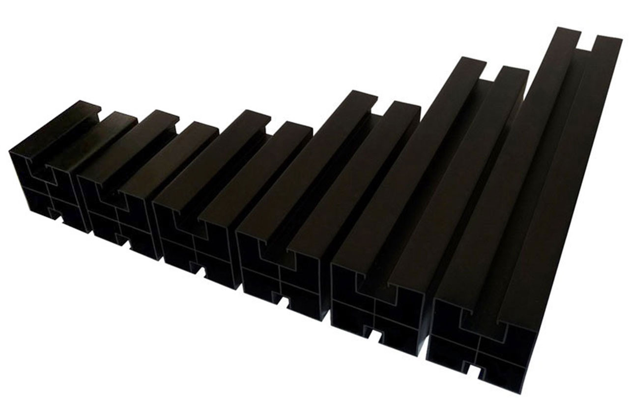 "ASB Blocks in lengths including 5"", 6"", 8"", 12"", 18"" and 24""."