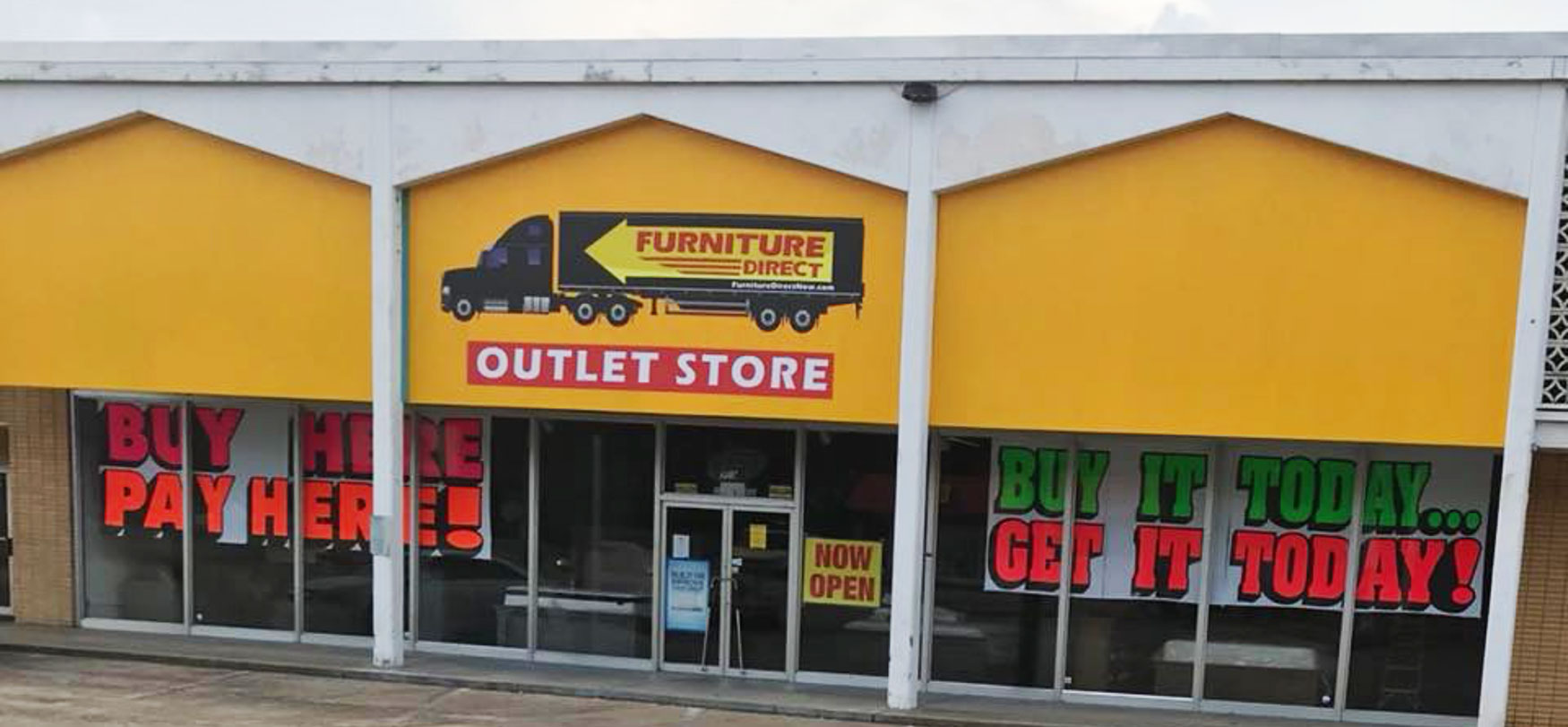 Furniture Direct Outlet Store