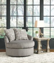 Soletren Ash Swivel Accent Chair