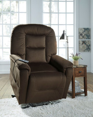 Samir Coffee Power Lift Recliner