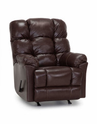 Beasley Leather Rocker Recliner