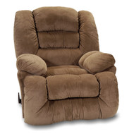 Spencer Rocker Recliner Brown Sugar