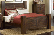 Trestlewood Queen Bed
