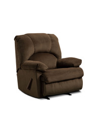 Montana Rocker Recliner Montana Chocolate