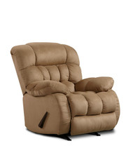 Apache Rocker Recliner Softsuede Taupe