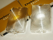 1960 Cadillac Park Lamp Lenses NOS