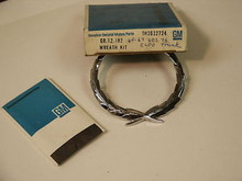 1965 1966 1967 Cadillac NOS Trunk Wreath Kit