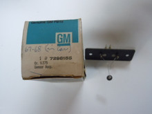 1967 1968 Cadillac NOS in car sensor A/C