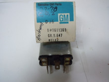 Old Cadillac Relay