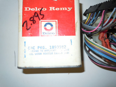 New Old Stock Cadillac Signal Switch