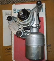 1975-1981 NOS Cadillac Wiper Motor