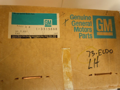 GM Part Number 3515868