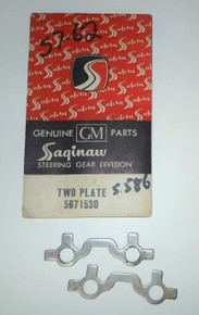 1957-1966 NOS Cadillac locking plates