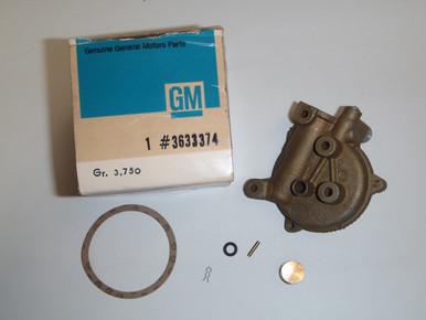 1962 1963 Cadillac Carburetor Housing NOS