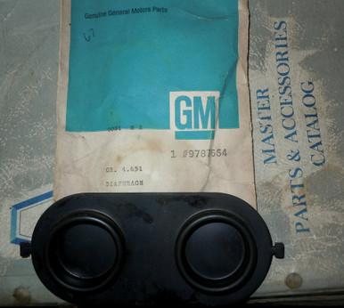 NOS Cadillac Bendix Master Cylinder Seal