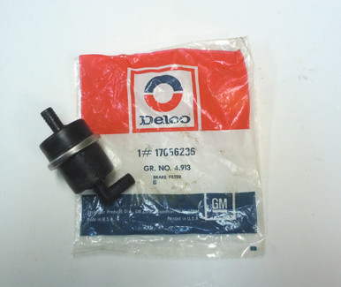 1978-1981 Cadillac NOS power brake filter