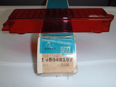 1974 1975 1976 Cadillac Eldorado Lens