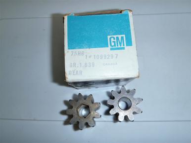 1968 1969 1970 1971 1972 1973 1974 1975 1976 1977 1978 1979 1980 1981 Cadillac NOS Oil Pump Gear set 1099297