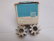 1968 1969 1970 1971 1972 1973 1974 1975 1976 1977 1978 1979 1980 1981 Cadillac NOS Oil Pump Gear set 1099297