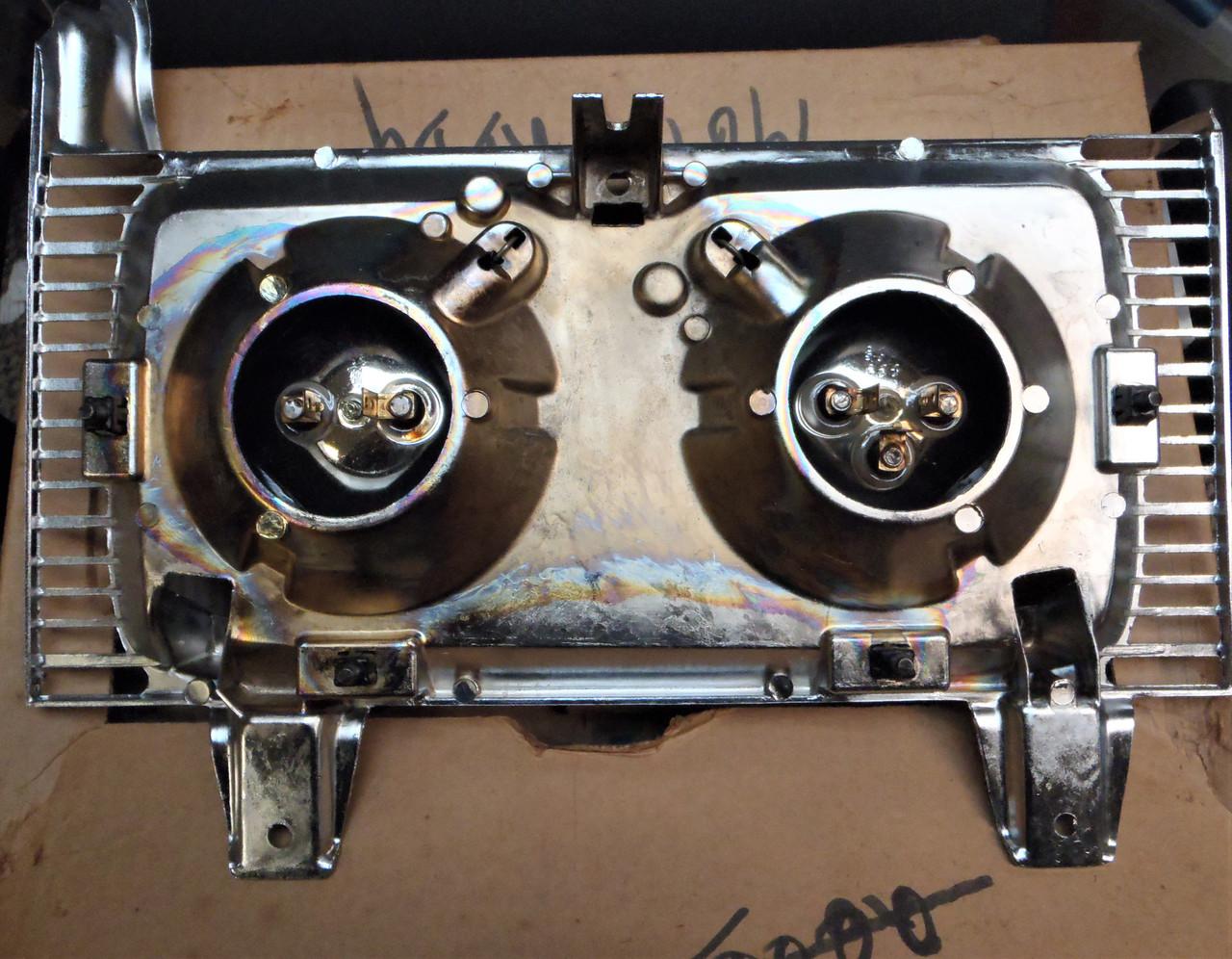 1969 Cadillac Headlamp Door