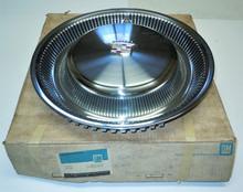 1974 1975 1976 Cadillac NOS Wheel Disc, Hub Cap