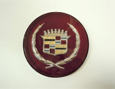 1980 1981 Cadillac NOS Emblem