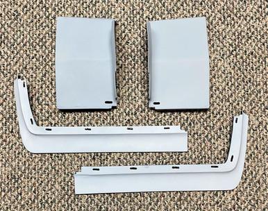 1980 1981 1982 1983 1984 1985 1986 1987 1988 1989 1990 1991 1992 Cadillac Fleetwood Brougham Front Plastic Bumper Filler Replacement