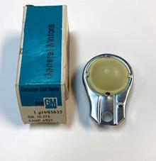 1969 1970 Cadillac NOS Map Light Lens