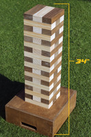 Custom Giant Tumble Tower