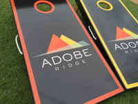 Corporate and Business Cornhole Boards