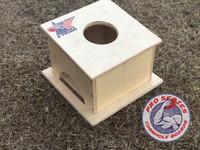 Pro Airmail Cornhole Box