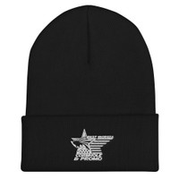 West Georgia Cornhole - Embroidered Cuffed Beanie