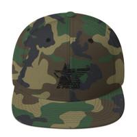 West Georgia Cornhole Camo - Snapback Hat