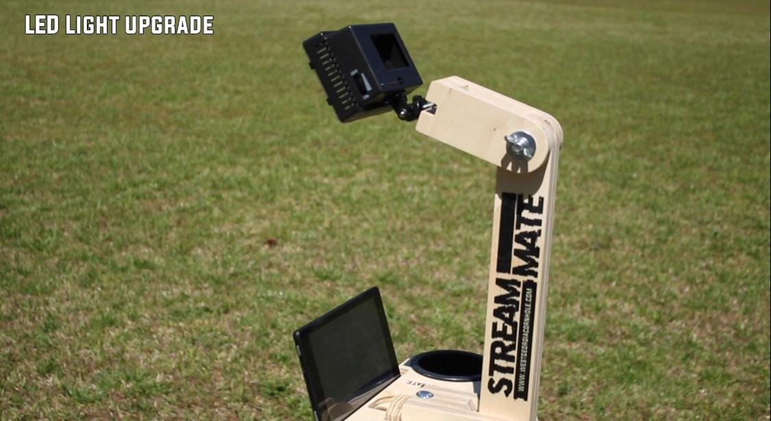 StreamMate - A Cornhole Video Solution