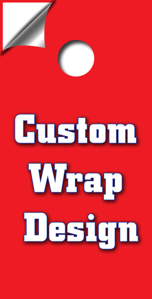 Custom Cornhole Board Wraps