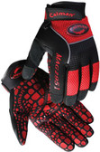 Caiman® Silicone Grip Synthetic Leather Mechanics Gloves  ##2951 ##