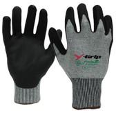 ANSI A4 - Y-GRIP Cut Resistant Polyurethane Coated Gloves ##F4960 ##