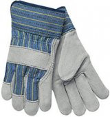 Select Cowhide Palm Work Gloves - 521  ##521 ##