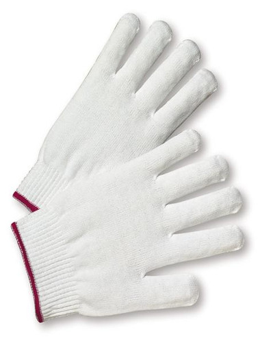 Nylon / Polyester Blend String Knit Gloves  ##385 ##