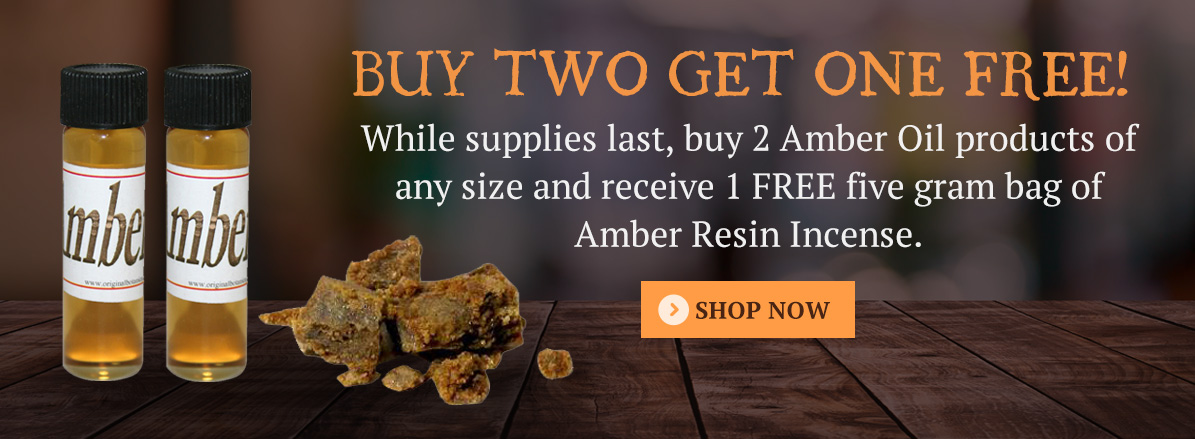 Amber Oil Products Offer