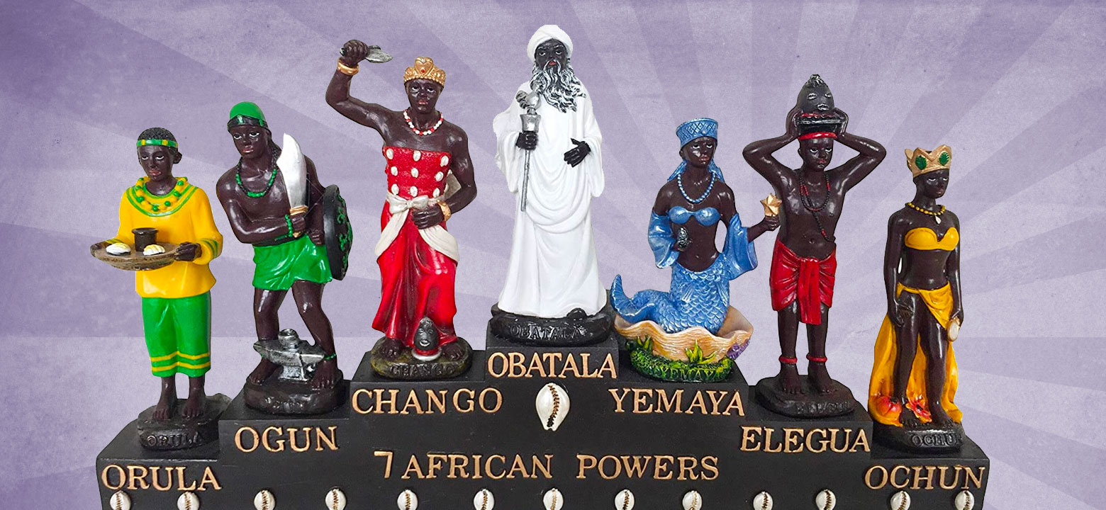 The Magic of the Seven African Powers