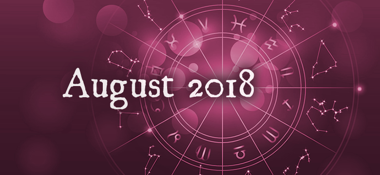 August 2018 Horoscopes By Jorge Obba